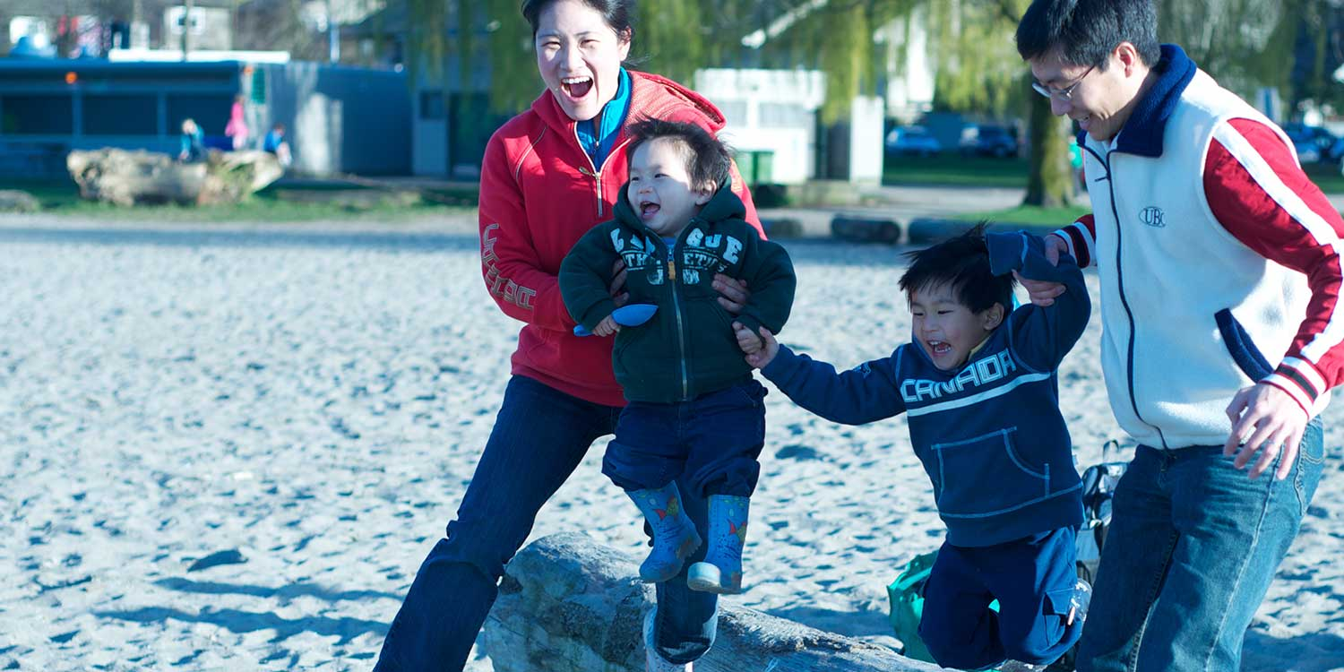 Dr. Chen-See welcomes new patients to her Family Wellness Clinic in Vancouver